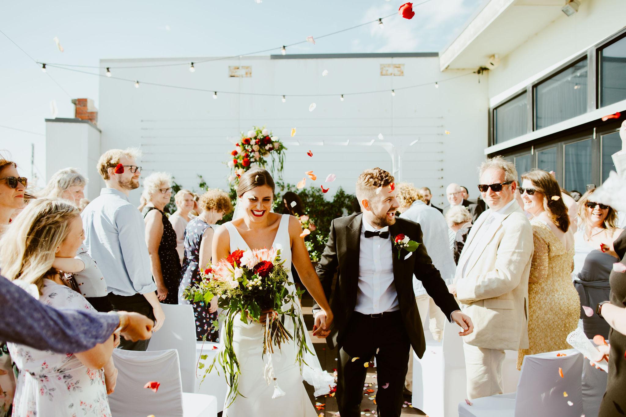 Wedding at True South